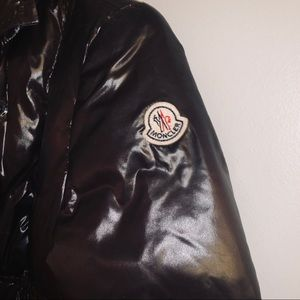 Moncler puffer down jacket size 0